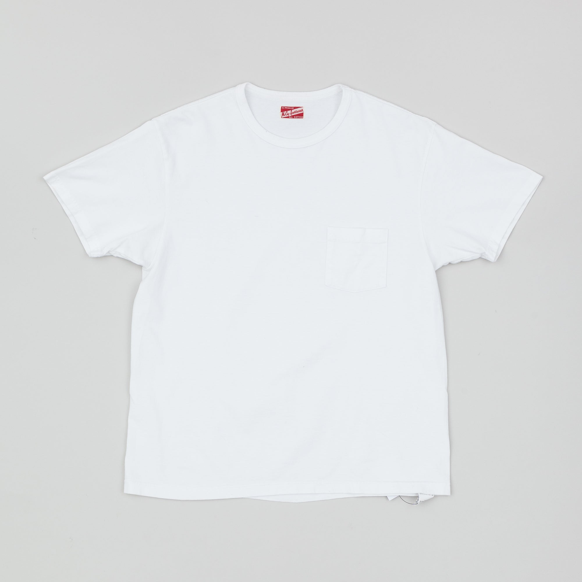 The Real McCoy's Joe McCoy Pocket Tee