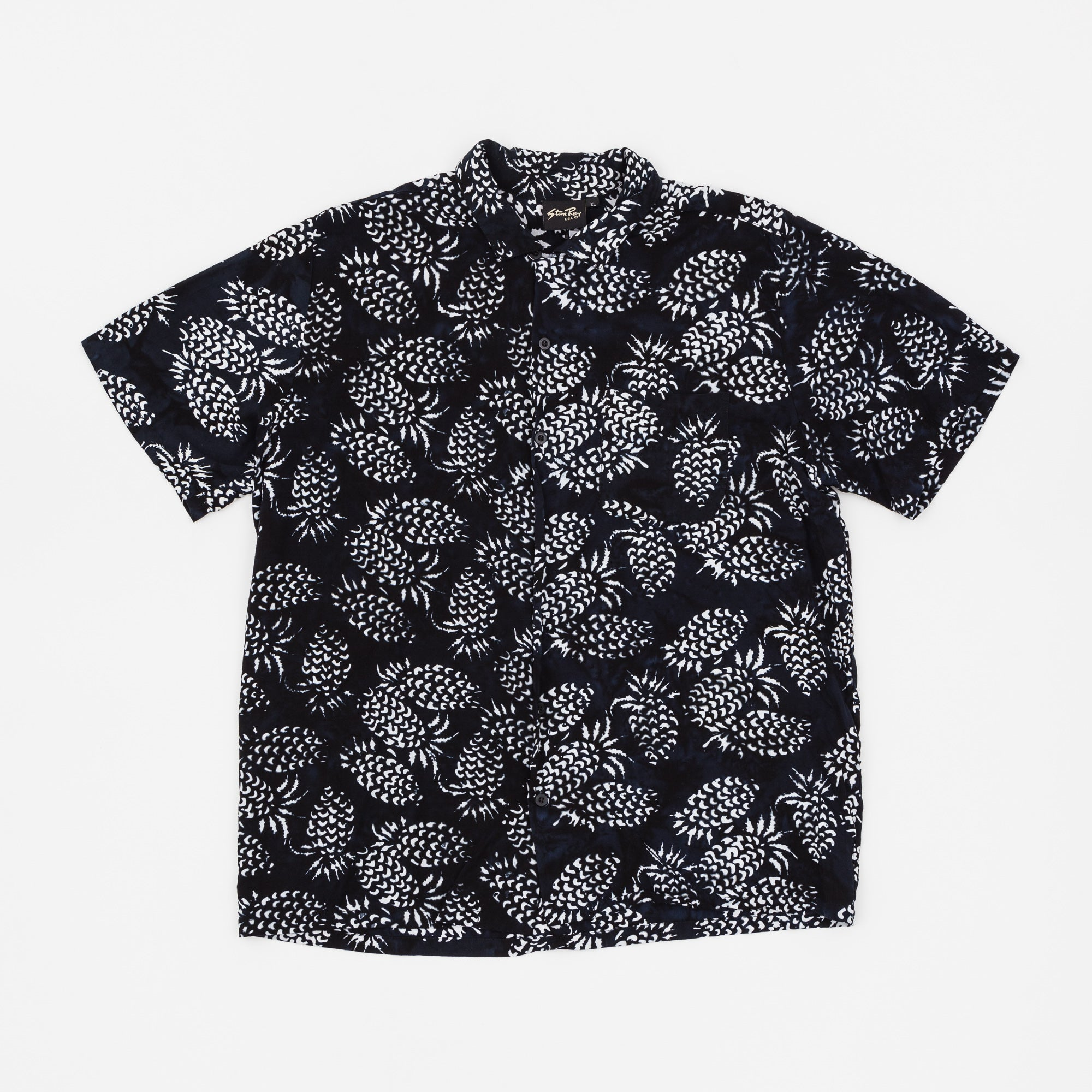 Stan Ray Short Sleeve Pina Batik Kelapa Shirt