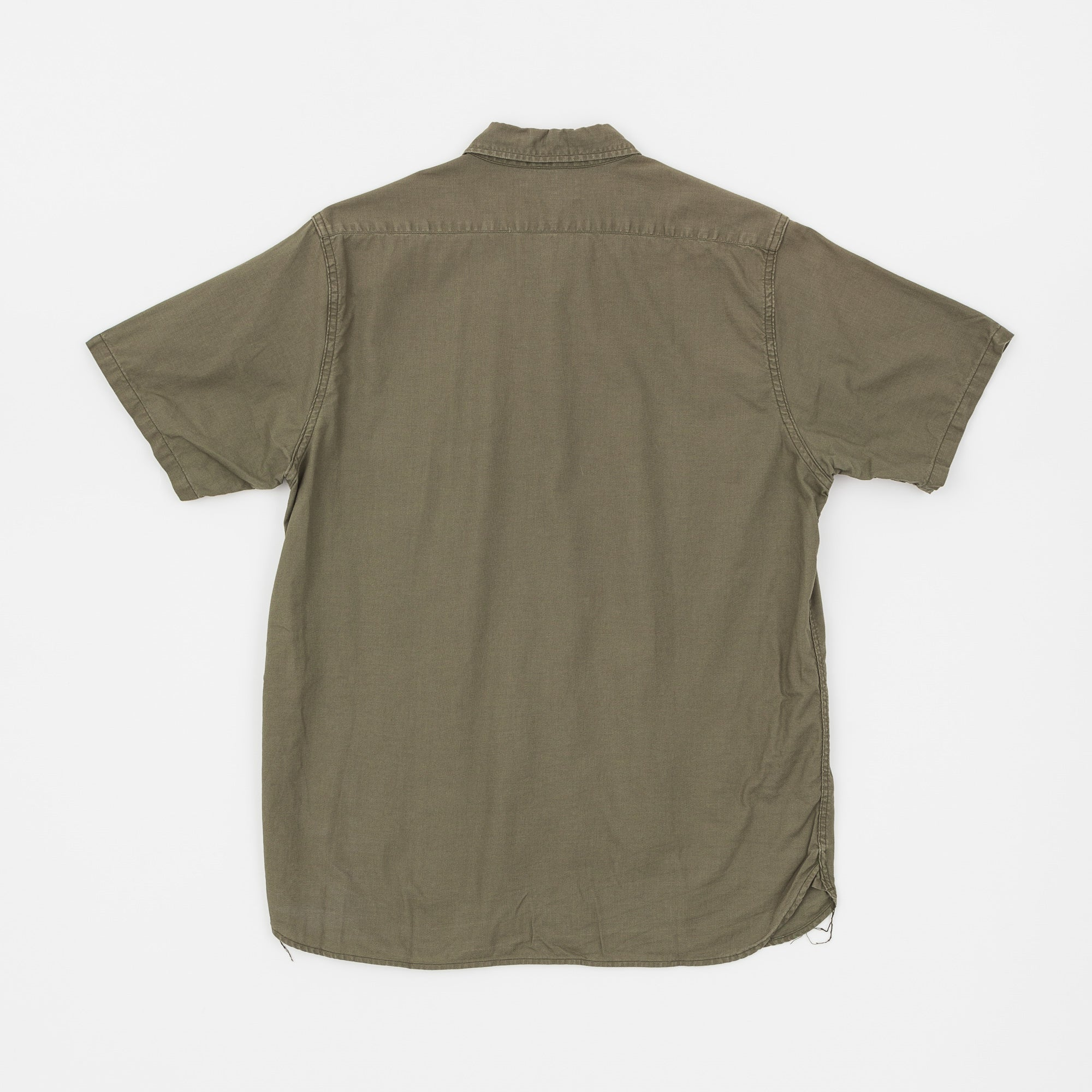 The Real McCoy's N-3 Short Sleeve Utility Shirt