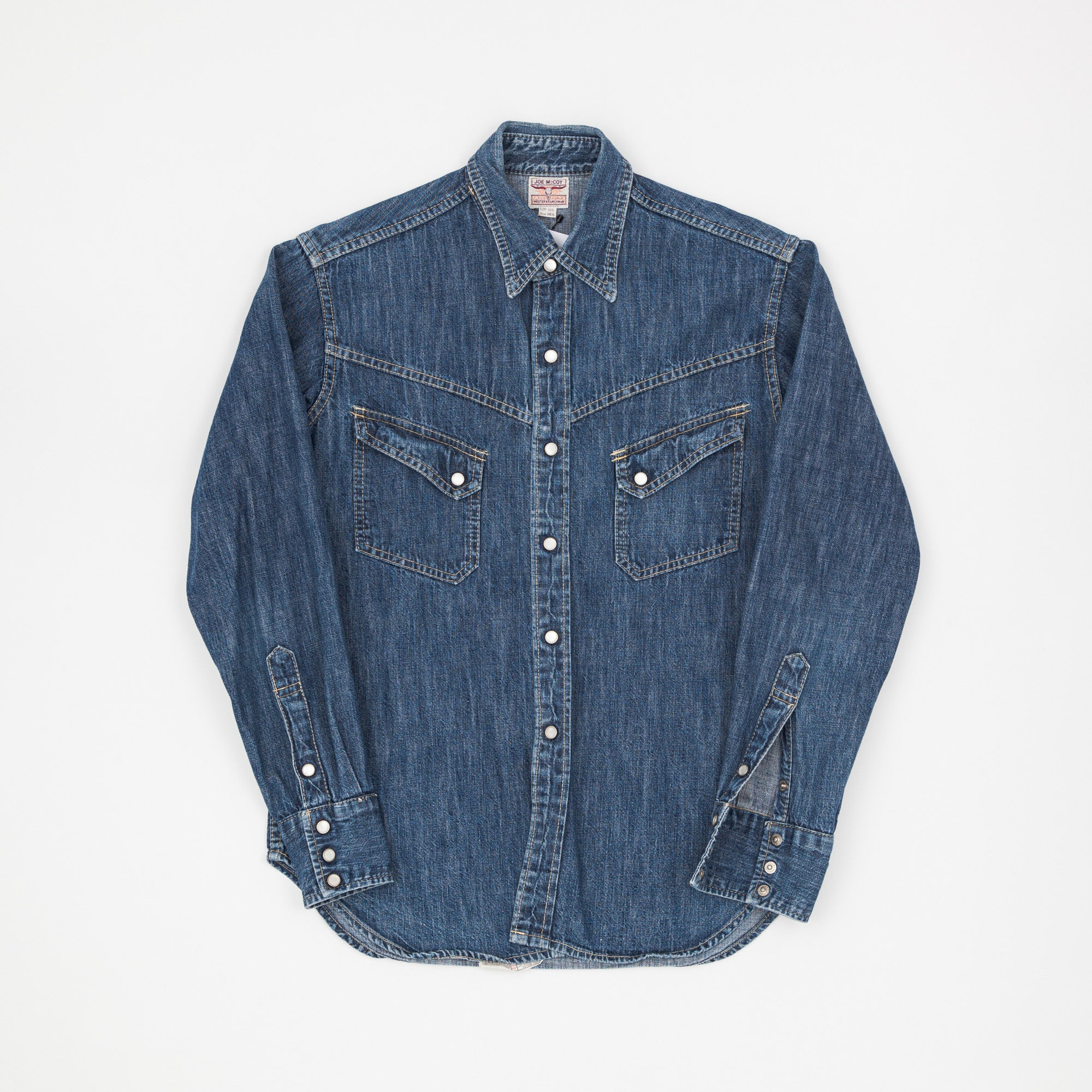 Lot.105 Denim Western Shirt