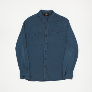 RRL Jersey Pattern Work Shirt