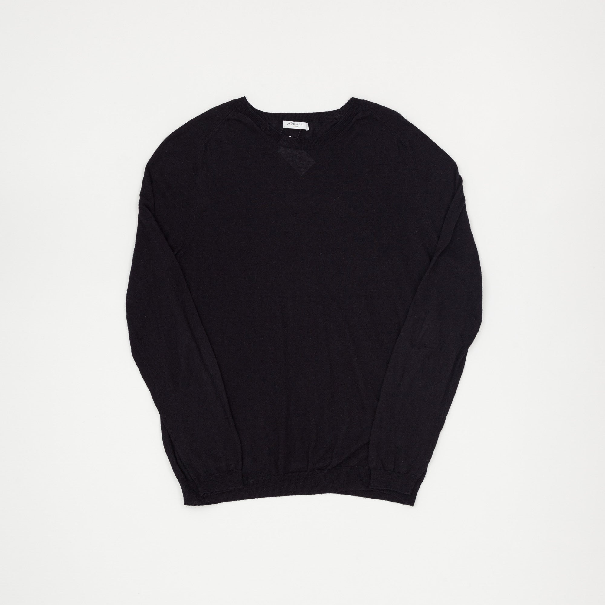Boglioli Lightweight Wool Knit