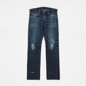 The Real McCoys Lot 004 Denim