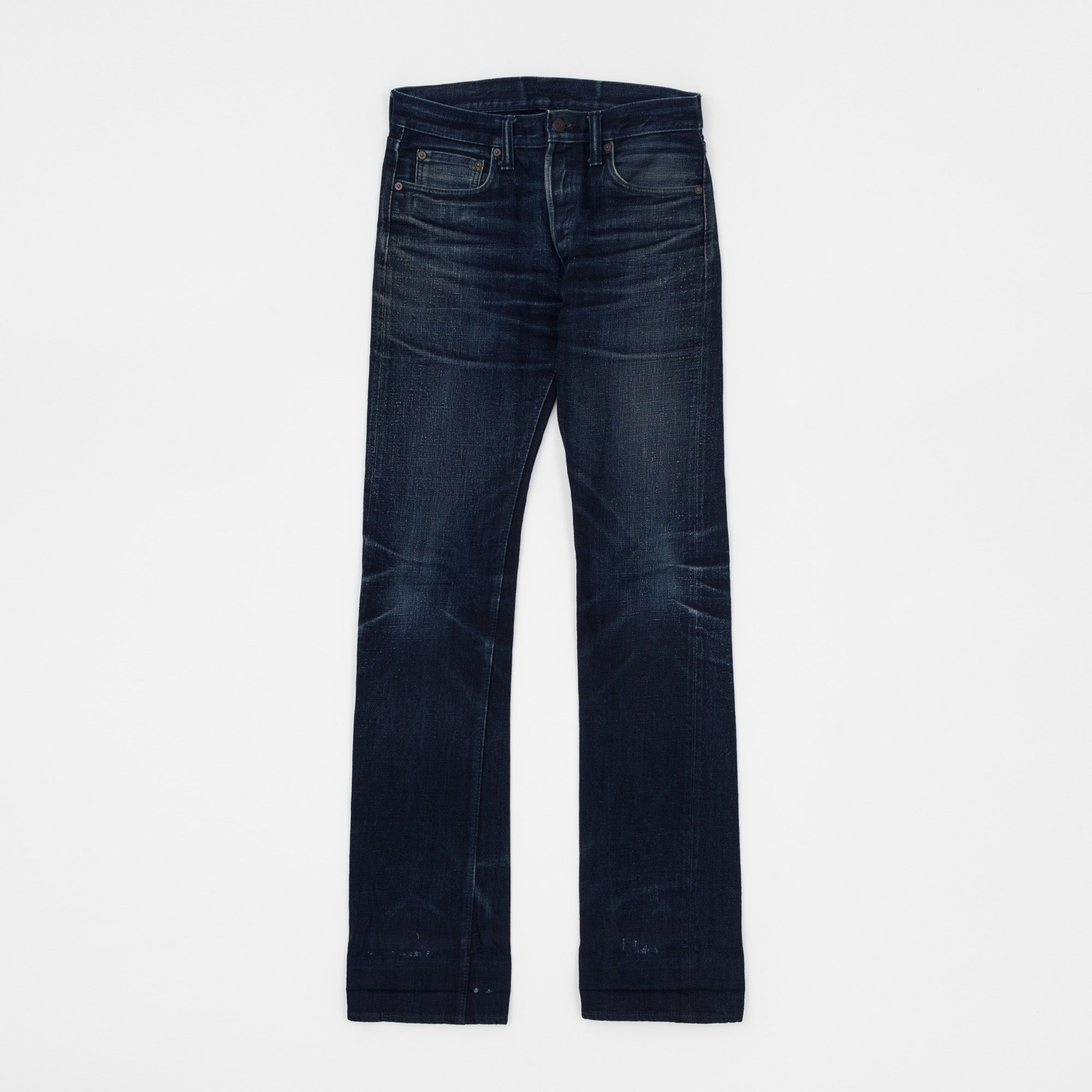 Pure Blue Japan X007 Selvedge Denim