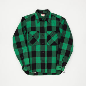 Joe McCoy Lot.942 8HU Flannel Shirt
