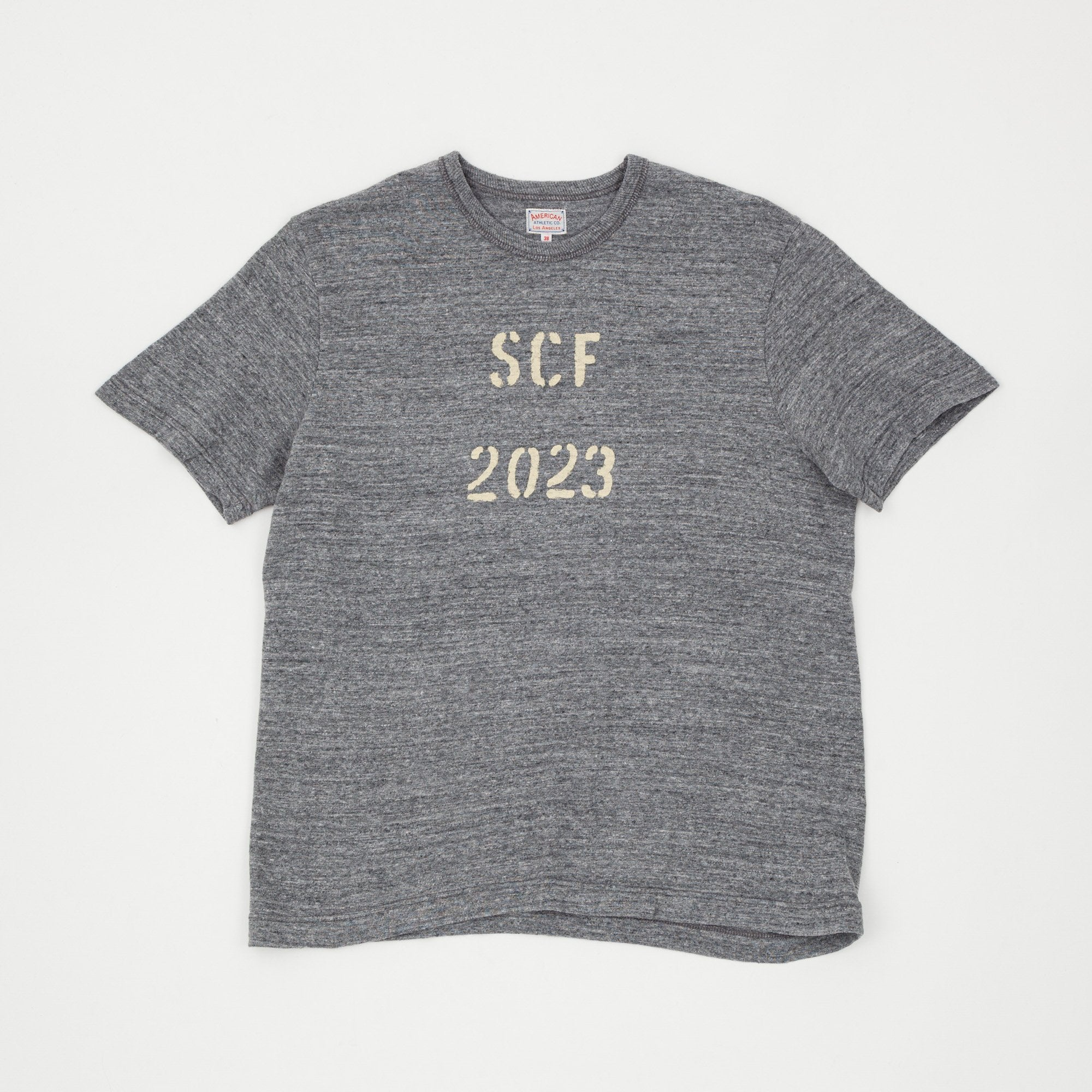 The Real McCoy's American Athletic Tee | SCF 2023