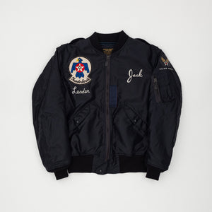 The Real McCoy's L-2A Flight Jacket