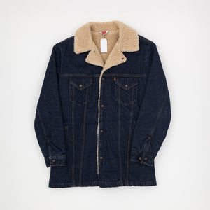 Type III Sherpa Trucker Denim Jacket