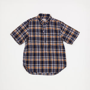 Checked Linen Shirt