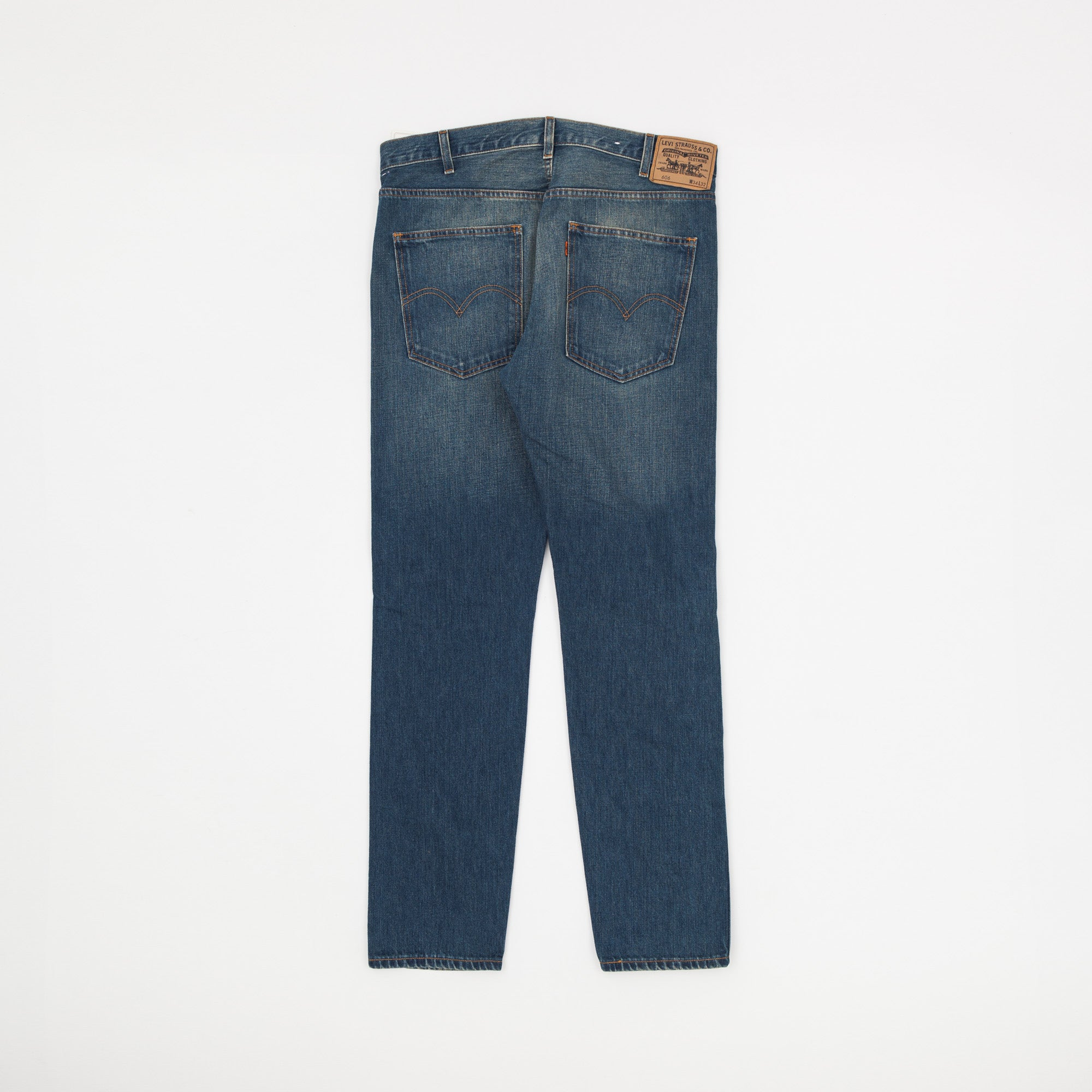 LVC Lot 606 1969 Denim