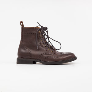 Mundesley Brogue Boots