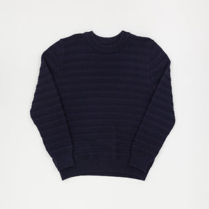 Arpenteur Malo Striped Crewneck Sweater