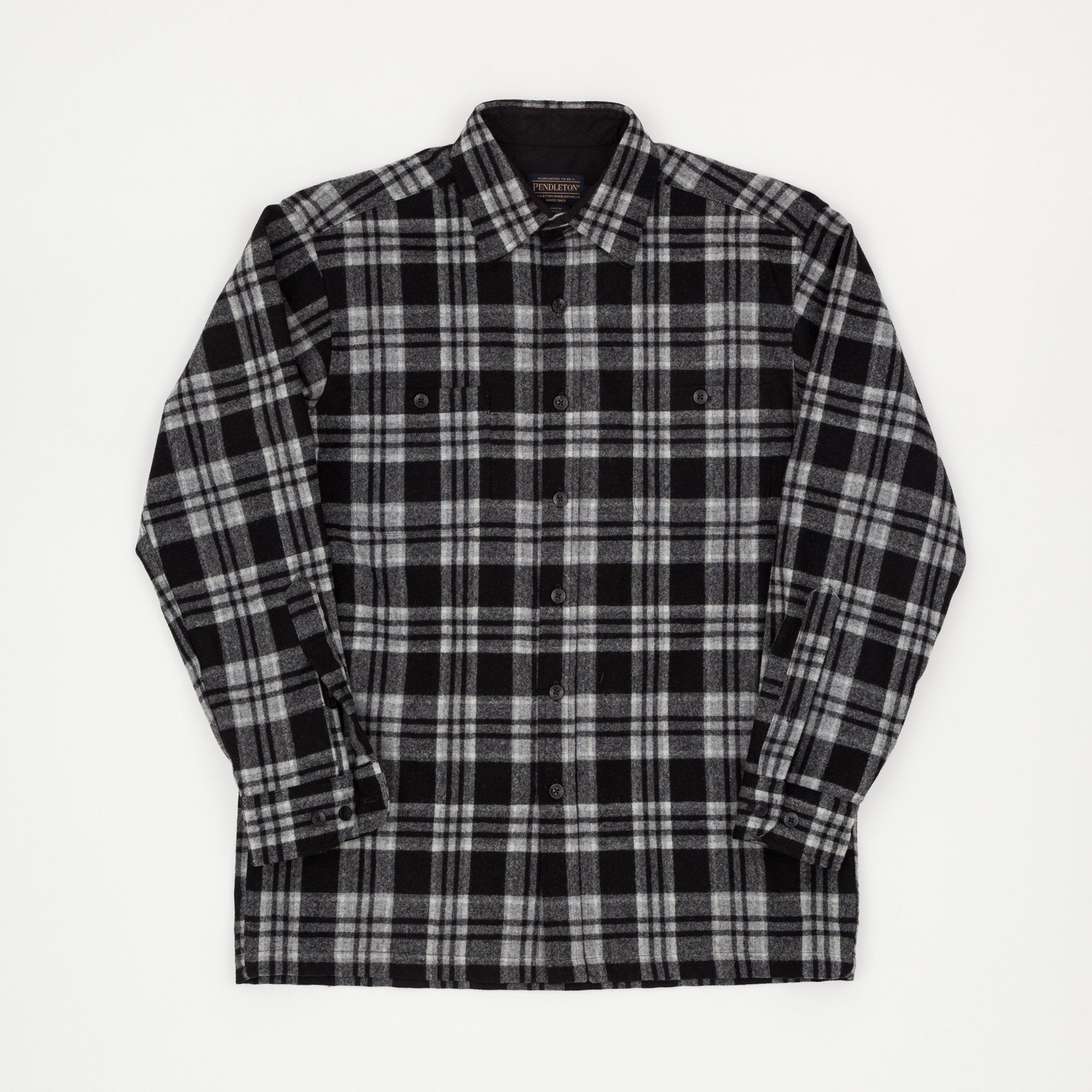 Pendleton Wool Work Shirt