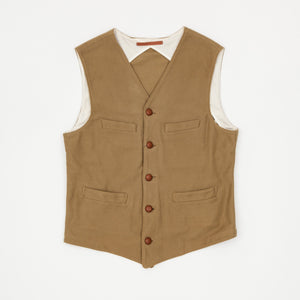 1st Pat-RN 4 Pocket Cotton Vest