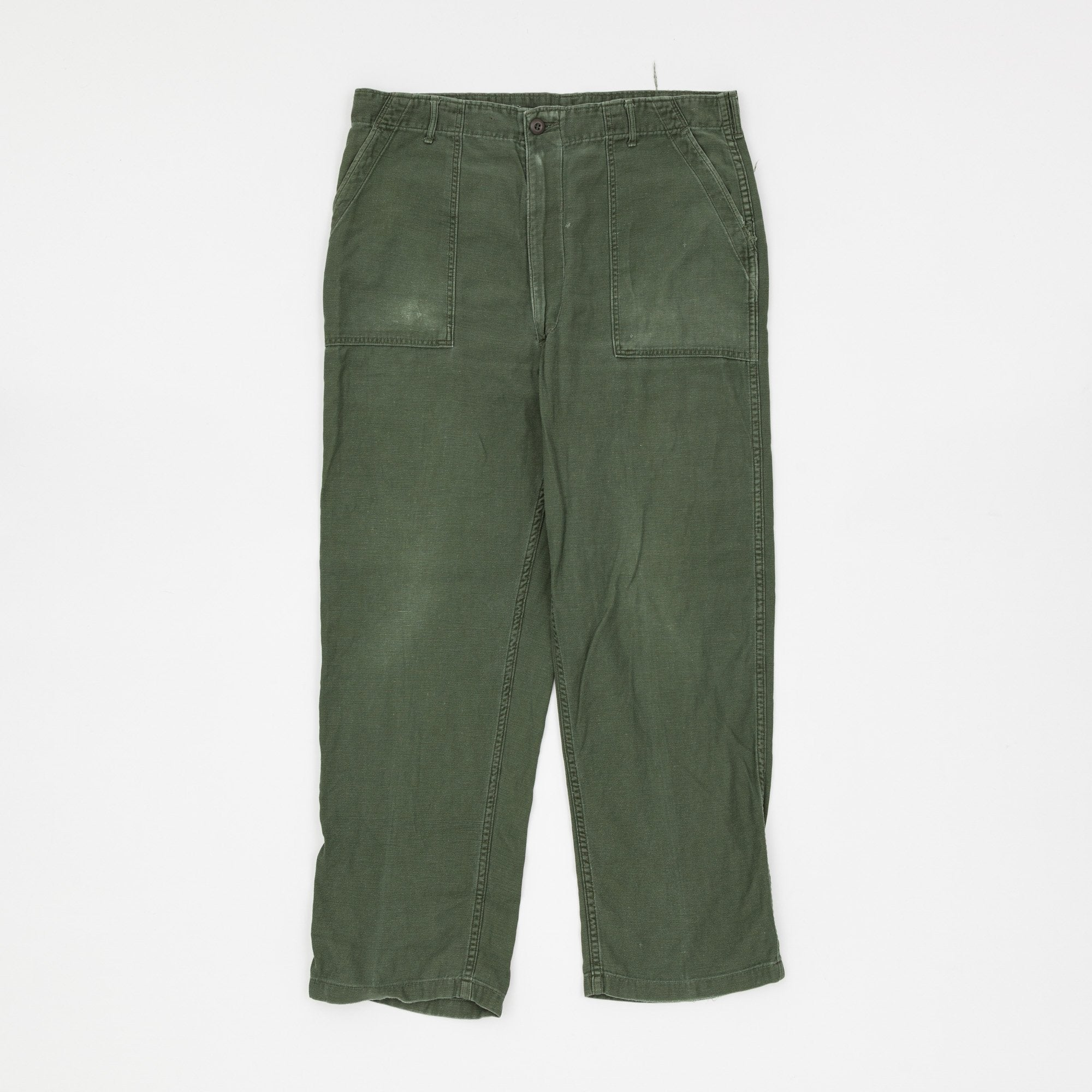 Vintage U.S Army Fatigue Trousers