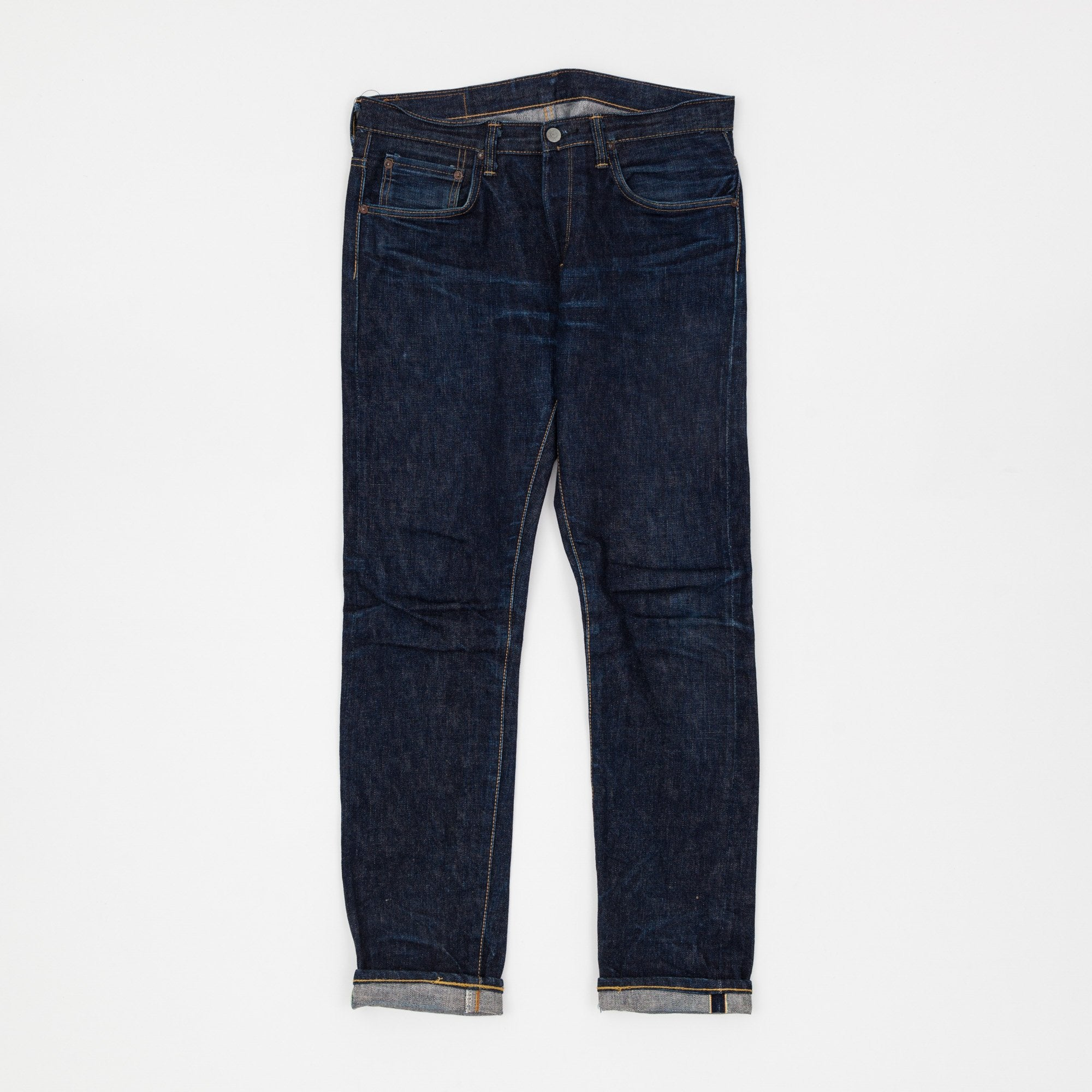 Edwin ED-55 Rainbow Selvedge Denim Jeans