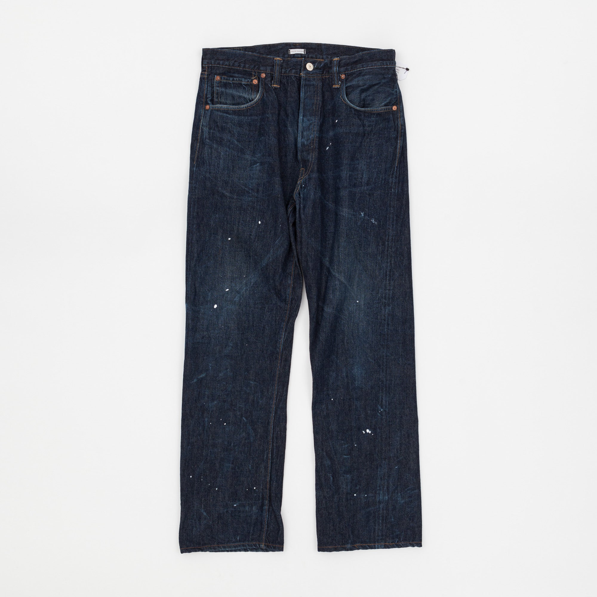 Warehouse Duck Digger 100XX 1947 Denim
