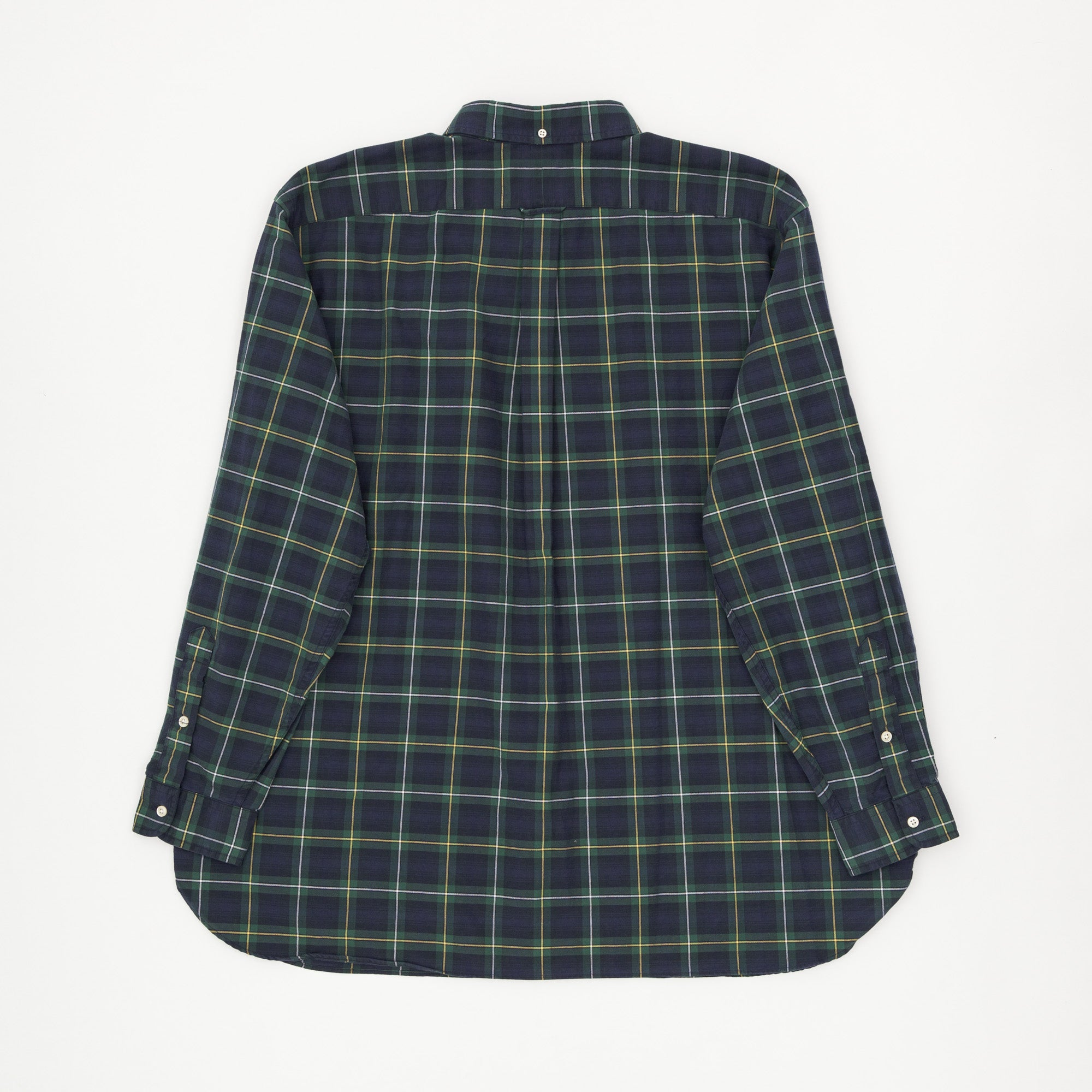 Checked Shirt Oxford Shirt
