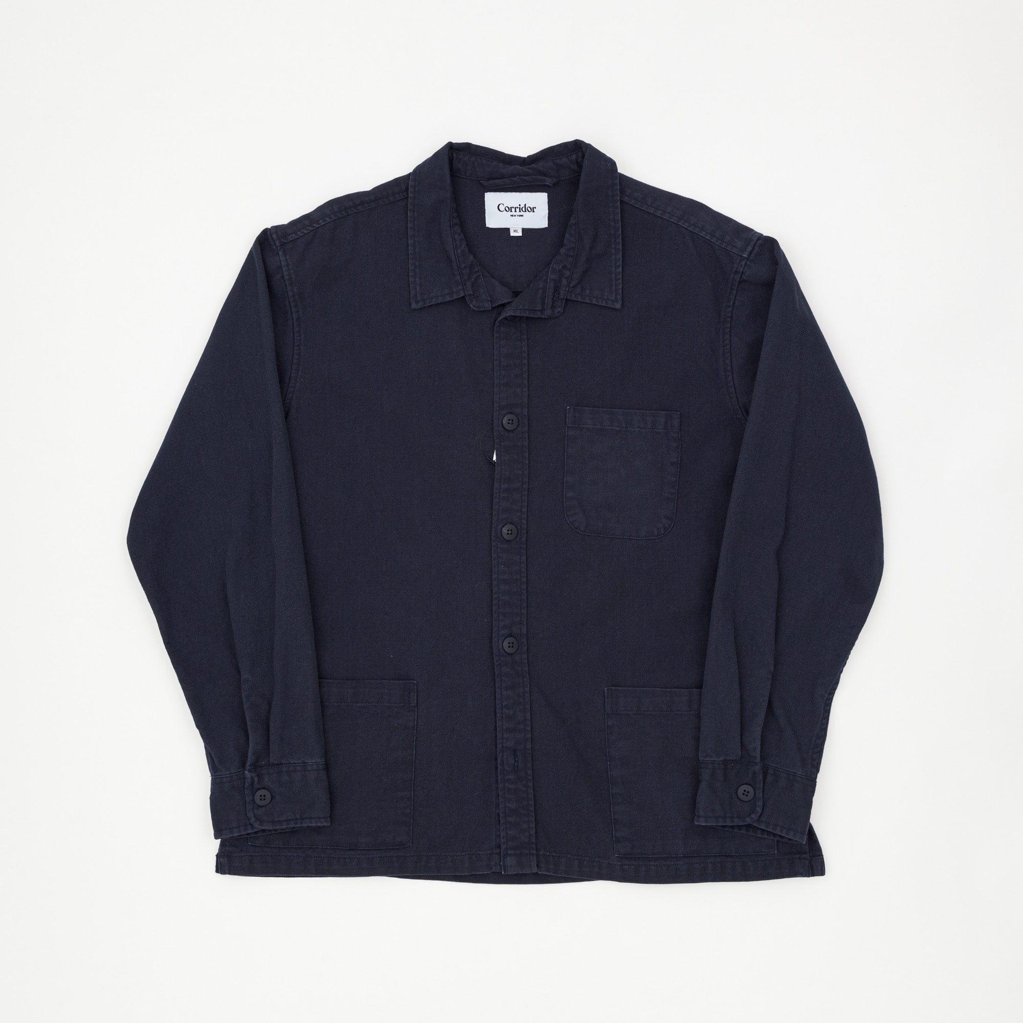 Corridor Canvas Cotton Overshirt