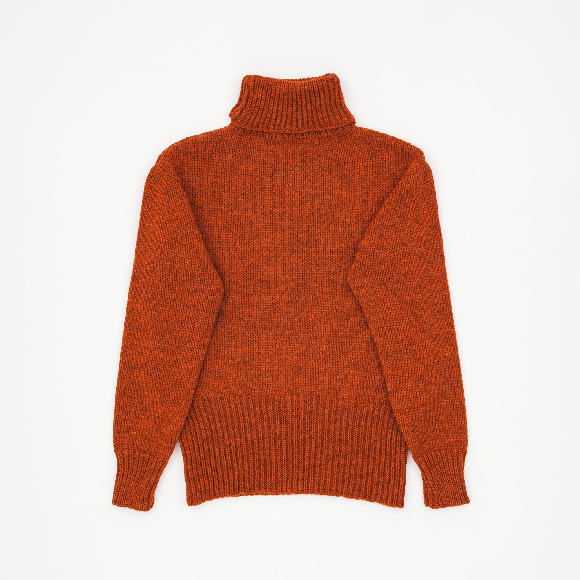 British Wool Submariner Sweater