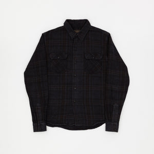 Indigofera Flannel Work Shirt