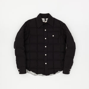 Crescent Down Works 60/40 Down Shirt