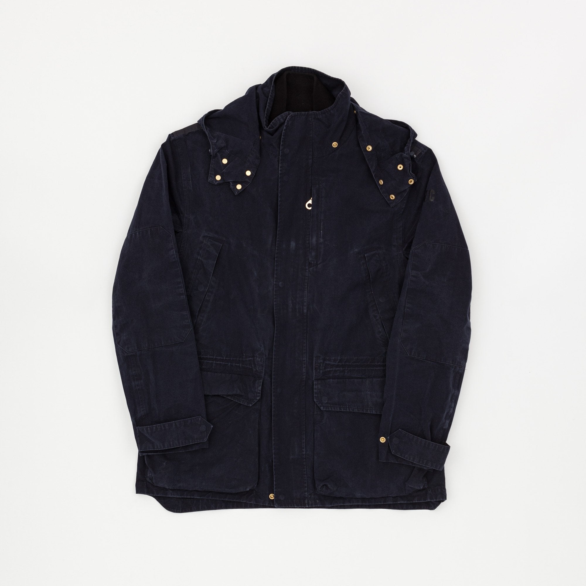 The Workers Club Shell Jacket Jacket (Inc Liner)