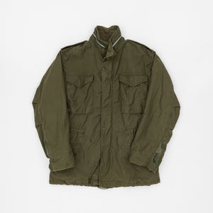 Allen Overall 1967 Military Surplus M-65 Field Jacket