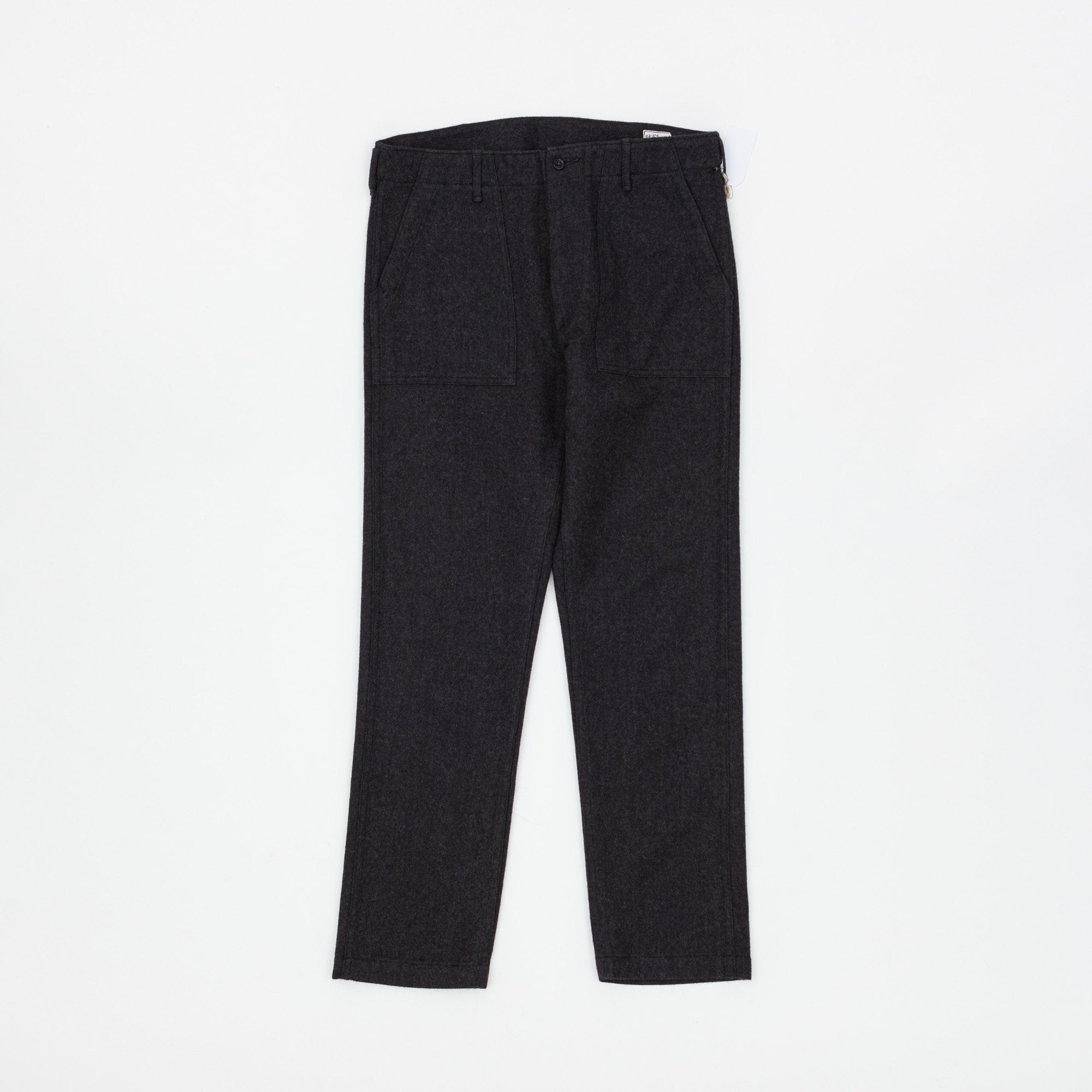 Orslow Wool Fatigue Pant