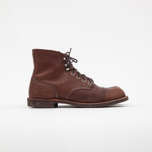 Red Wing 8111 Iron Ranger Boots