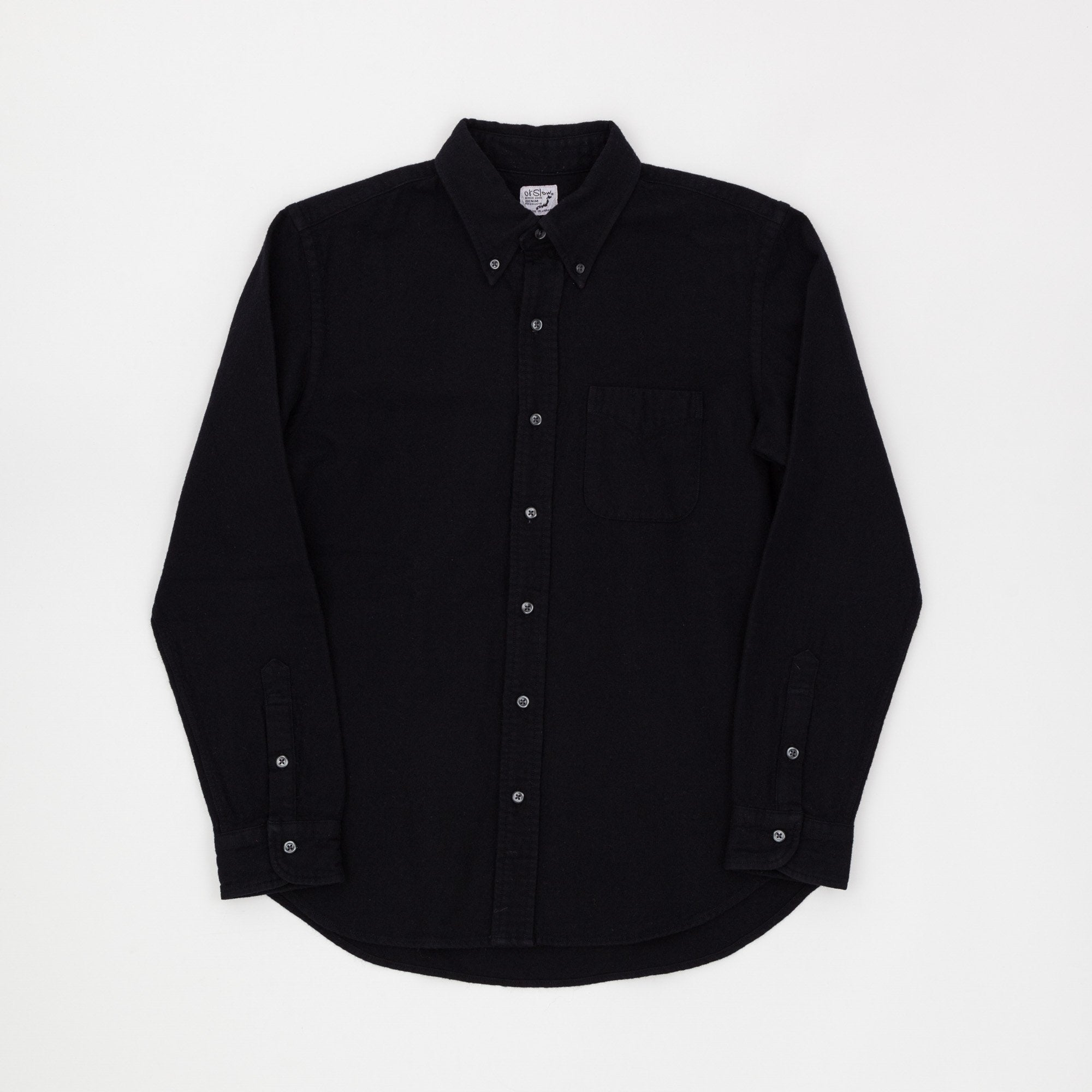 Orslow Wool BD Shirt