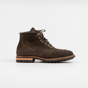 Chamois Roughout Service Boot