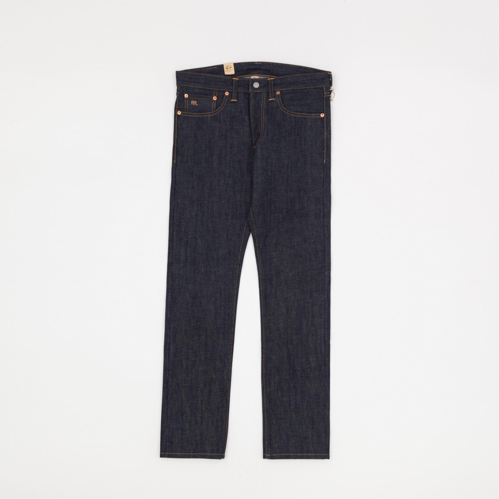 RRL Lot 390 Slim Fit Denim