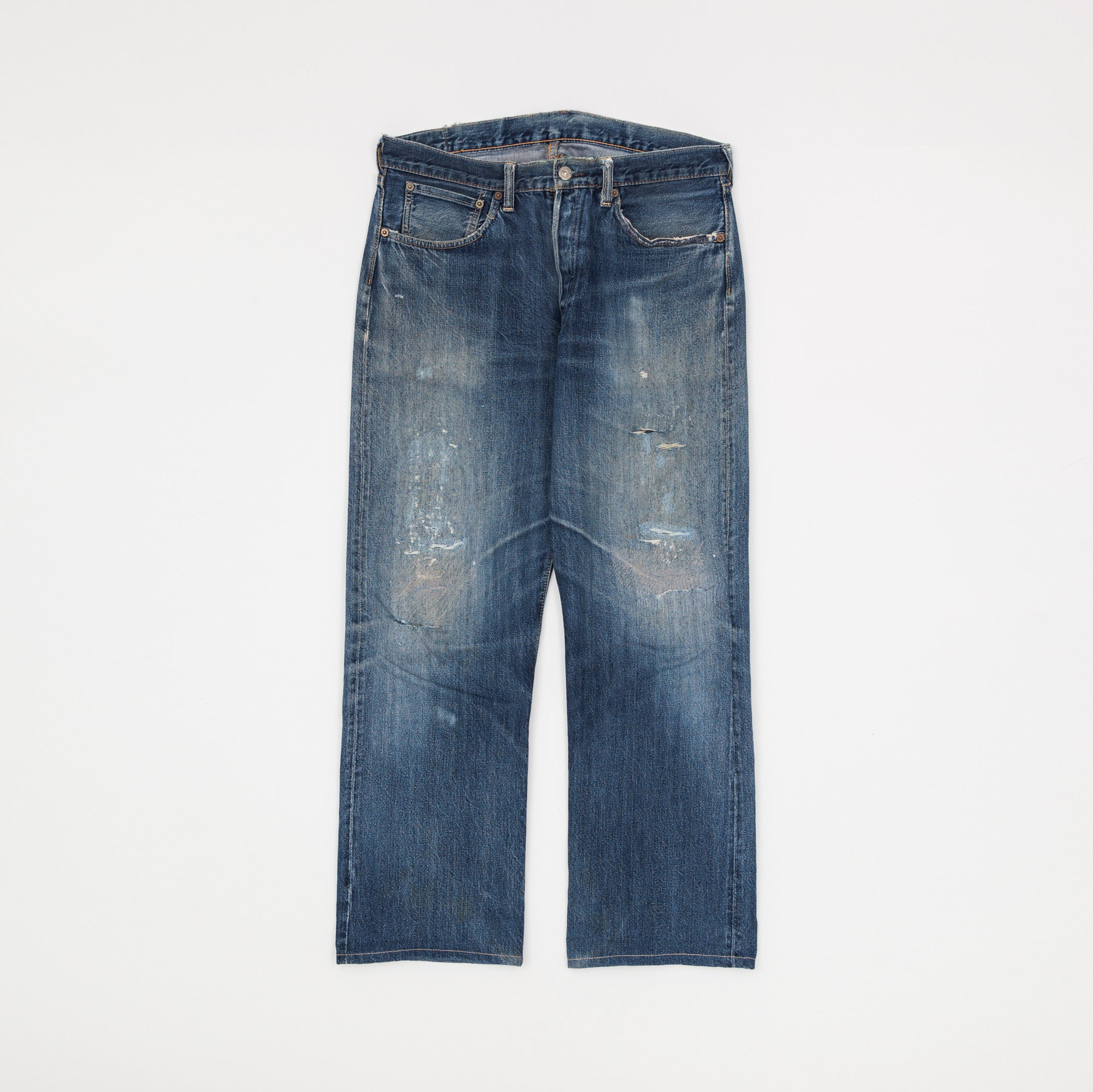 Joe McCoy Lot 906 Selvedge Denim
