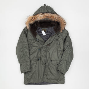 The Real McCoy's Type N-3B Parka