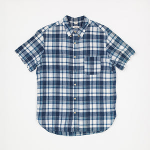 The Hill Side Lightweight S/S Checked Shirt
