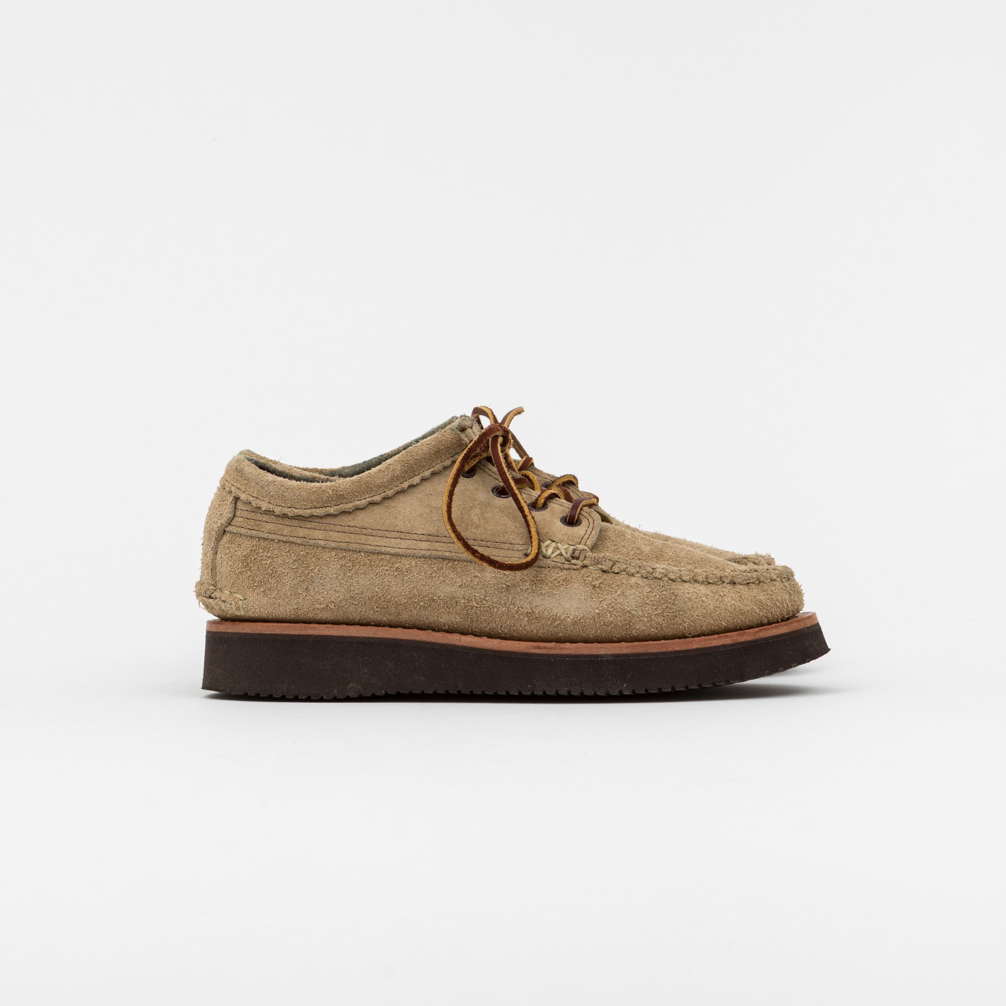 Yuketen Maine Guide Suede Oxford Shoe