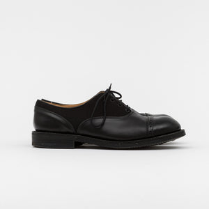 Tricker's x Quilp Leather Oxford Shoes