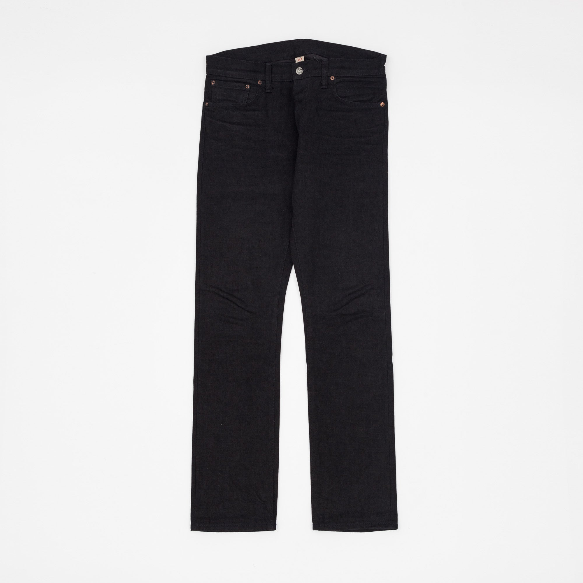 Silm Fit Selvedge Denim Jeans