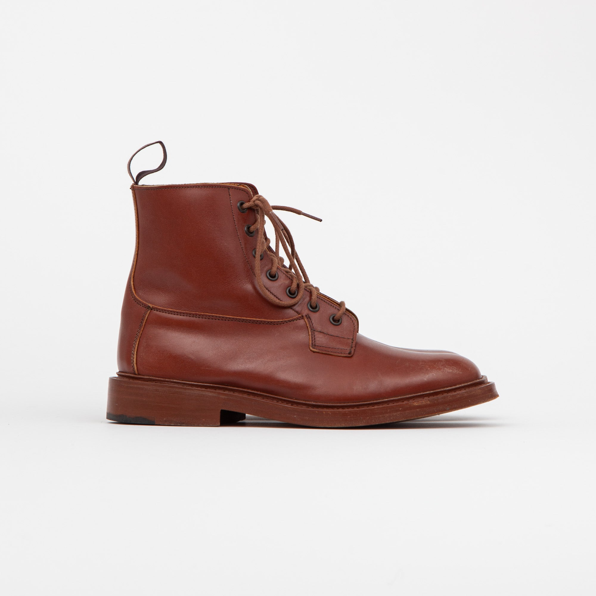 Tricker's Burford Leather Boots