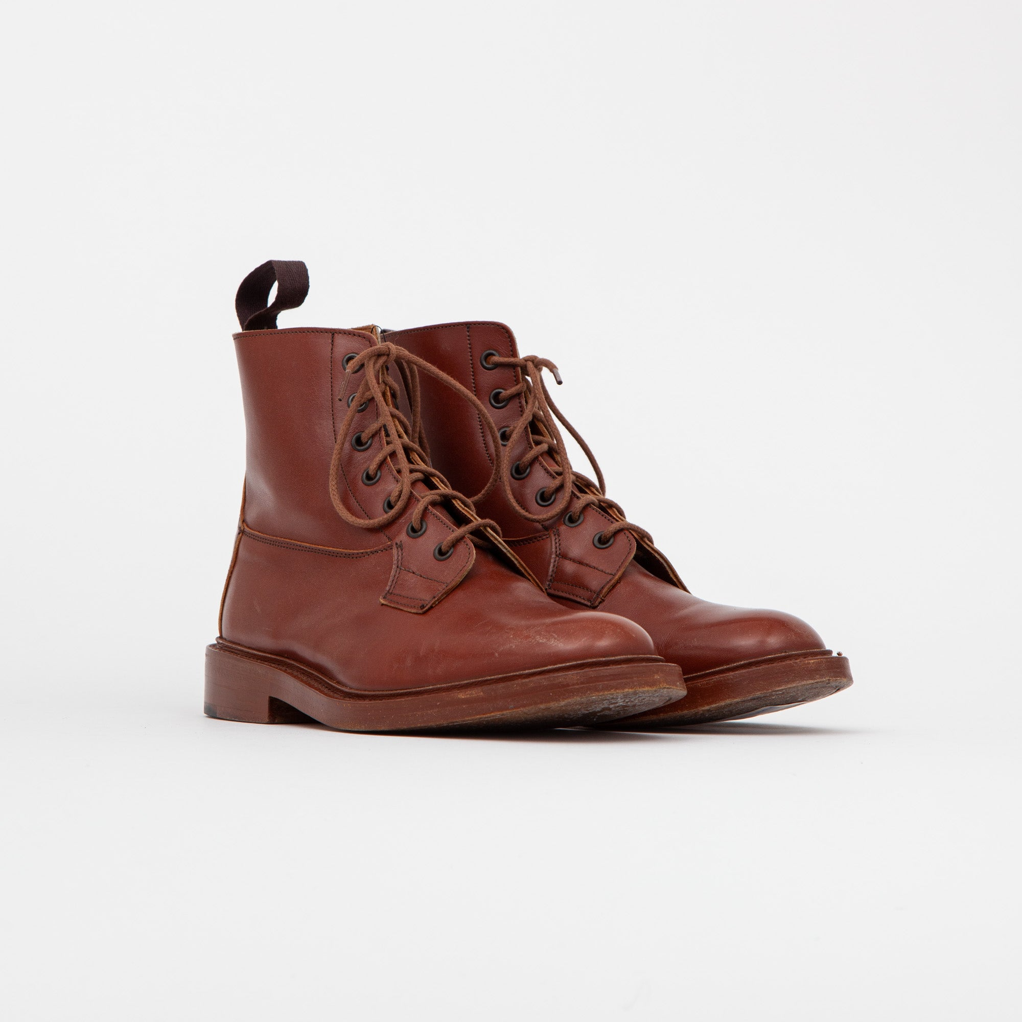Burford Leather Boots
