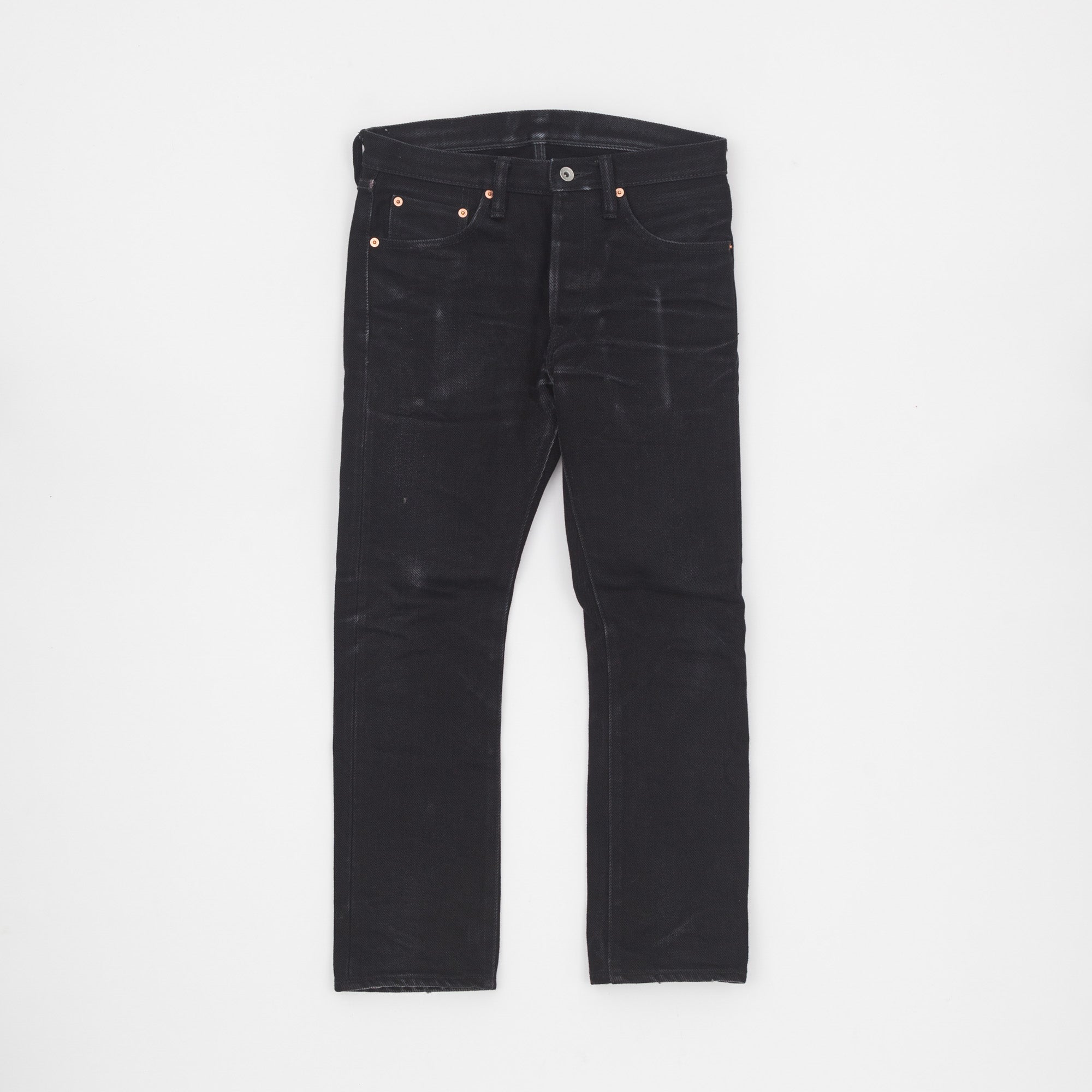 IH-555-03 21oz Super Slim Selvedge Denim