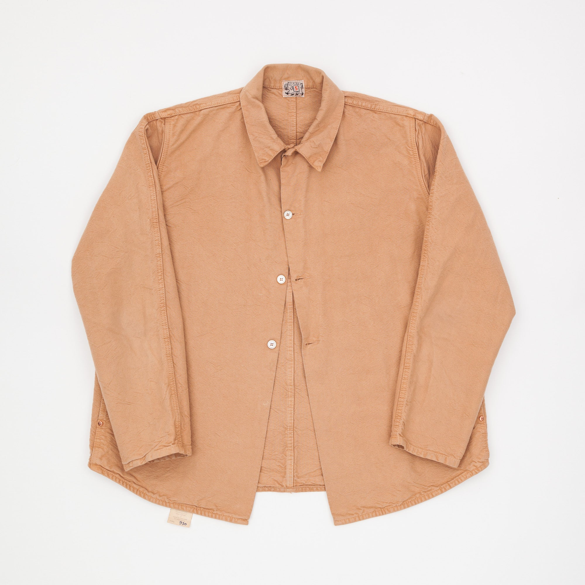 Tender Co. Type 930 Double Front Butterfly Jacket