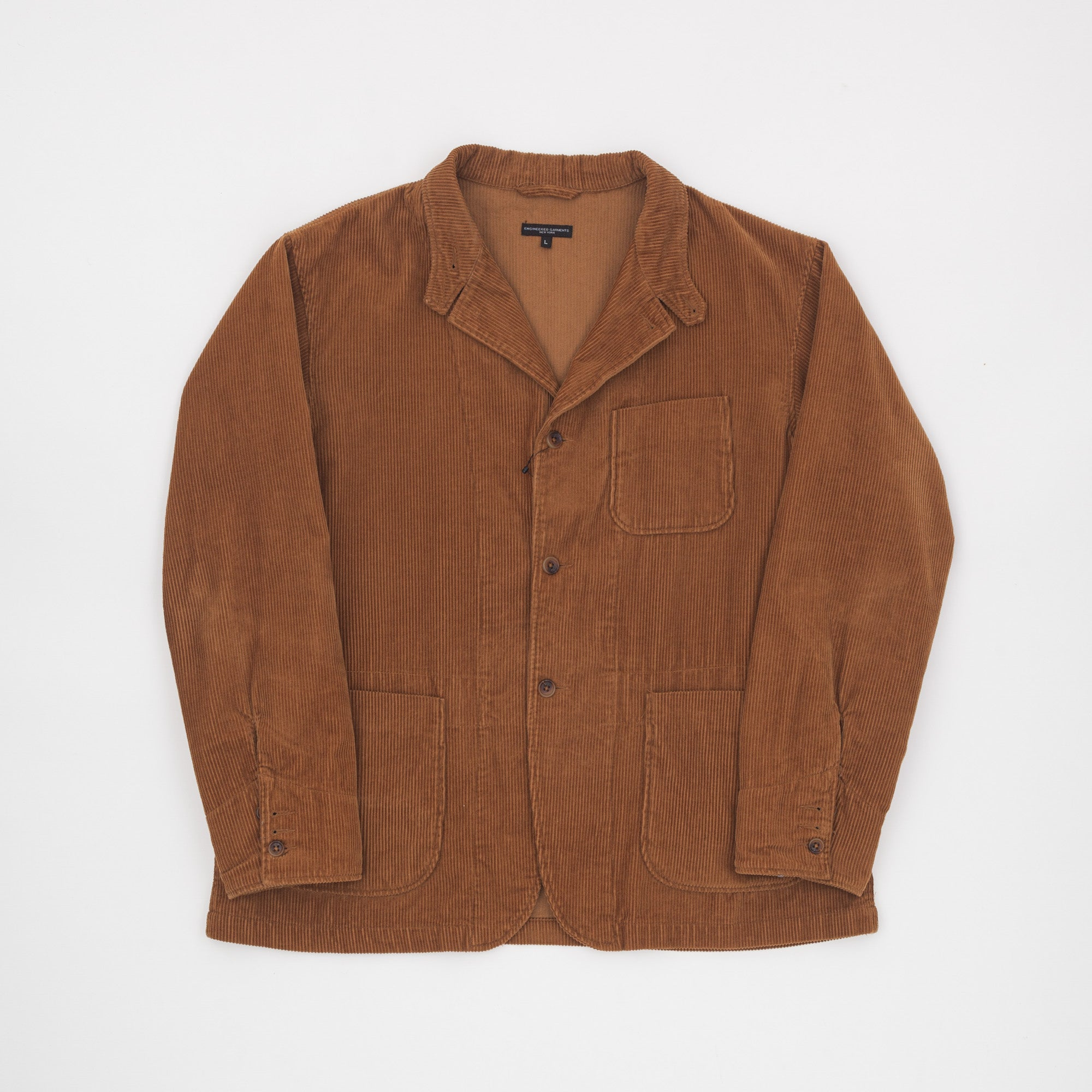 Engineered Garments Corduroy Loiter Jacket