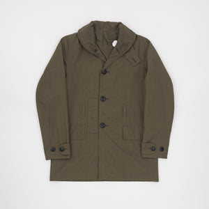 Nigel Cabourn Ventile Shawl Collar Jeep Coat