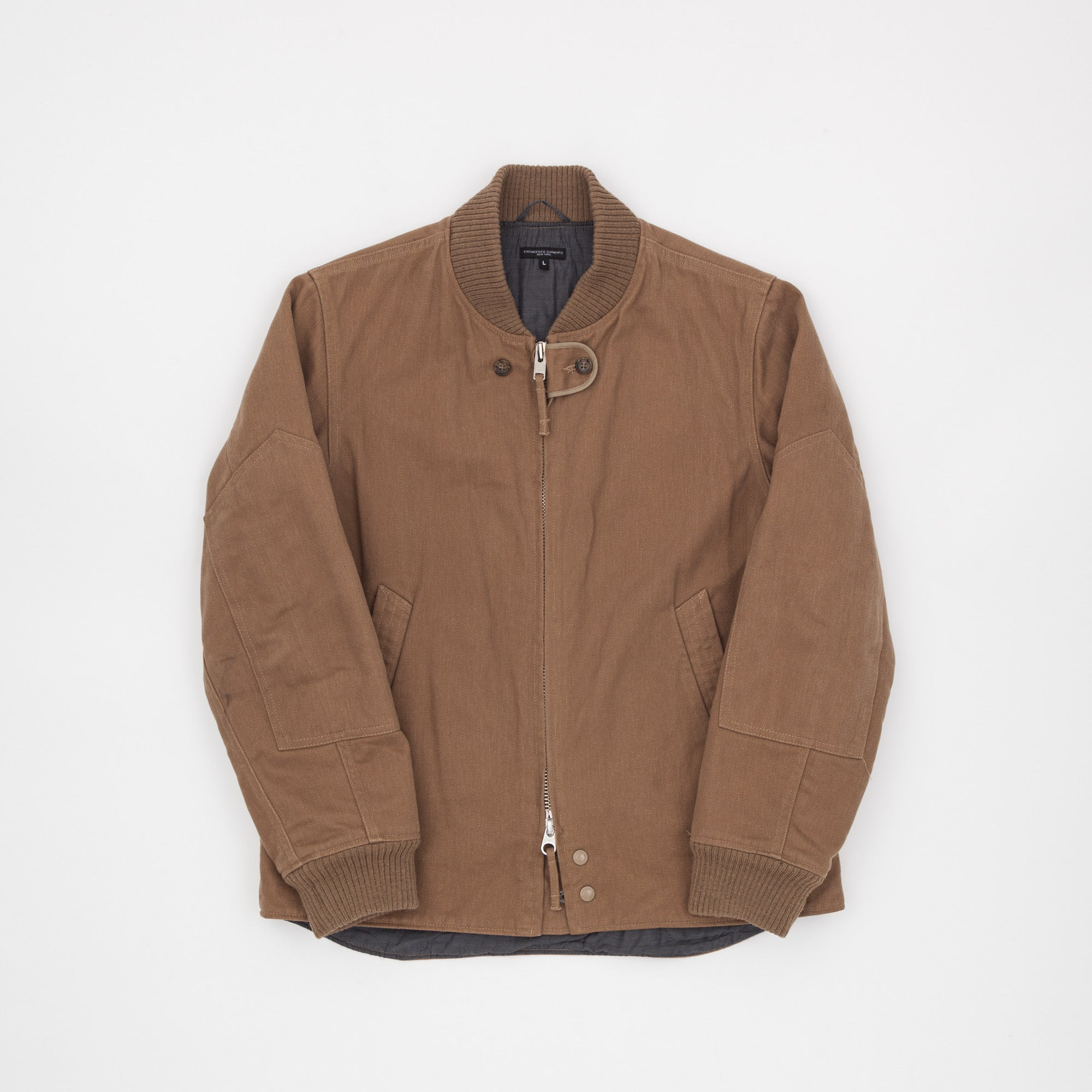 Engineered Garments Heavy Twill Tanker Jacket