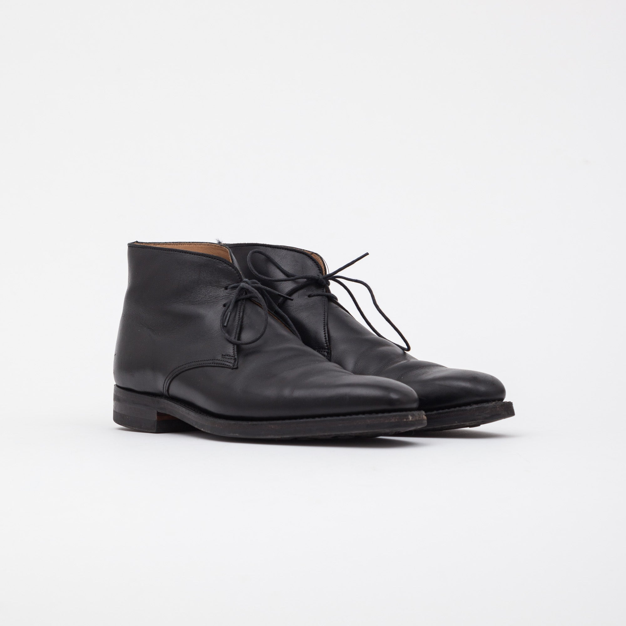 Tetbury Leather Boots