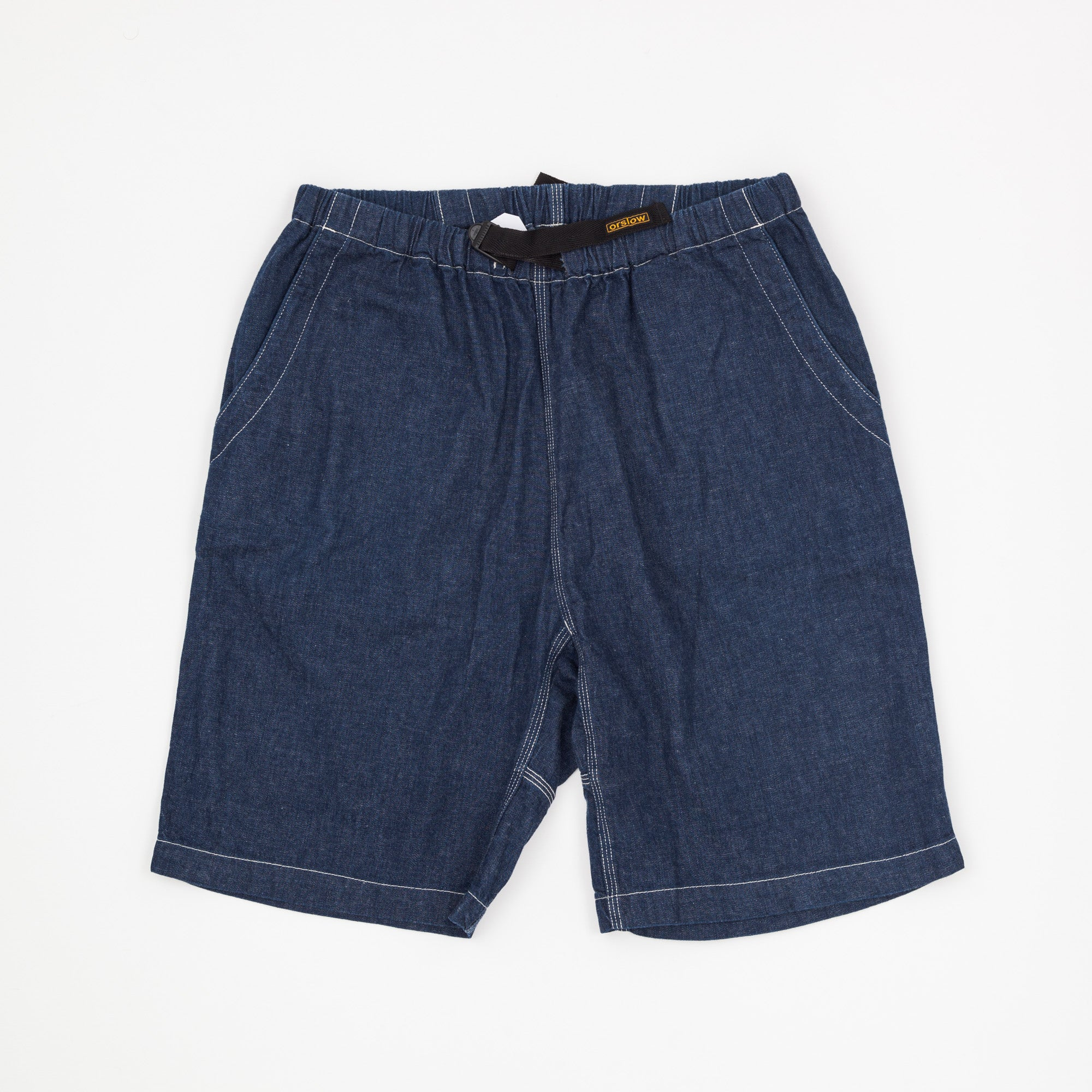 Orslow Denim Climbing Shorts