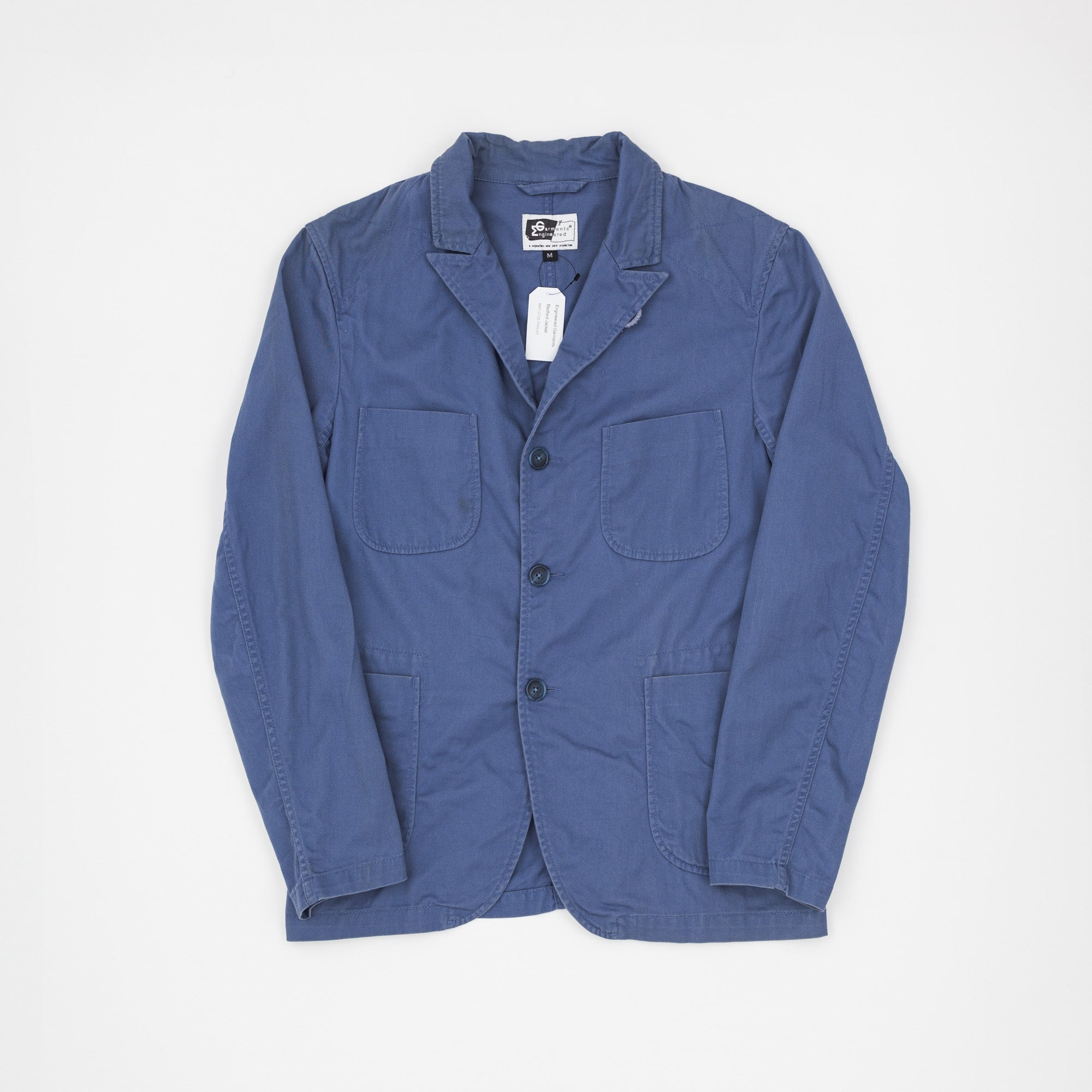 Engineered Garments Cotton Bedford Jacket