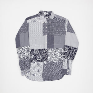 Engineered Garments 19th Century BD Patchwork Shirt